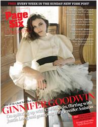 Page Six magazine, February 1, 2009